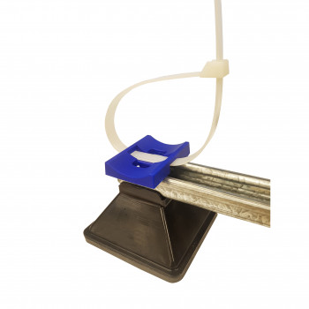 Twist & Lock Strut Clip (Blue)